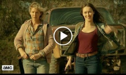 Fear the Walking Dead  Extended Trailer