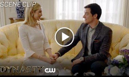 Dynasty  Poor Little Rich Girl Scene  The CW