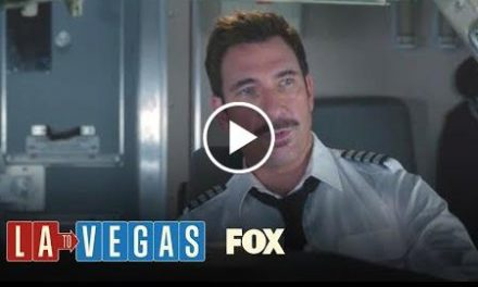 Captain Dave Tells A Gross Joke  Season 1 Ep. 10  LA TO VEGAS