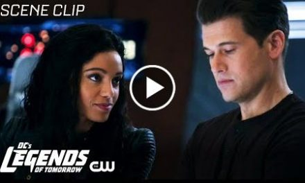 DC's Legends of Tomorrow  Amazing Grace Scene  The CW