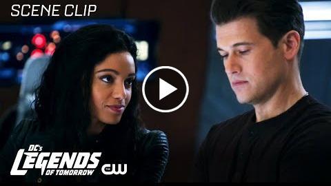 DC's Legends of Tomorrow  Amazing Grace Scene  The CW