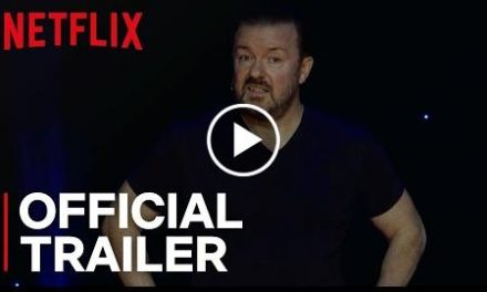 Ricky Gervais: Humanity  Official Trailer [HD]  Netflix
