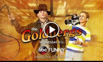 "The Goldbergs 5×16 Promo ""Adam Spielberg"" (HD) Indiana Jones Tribute"