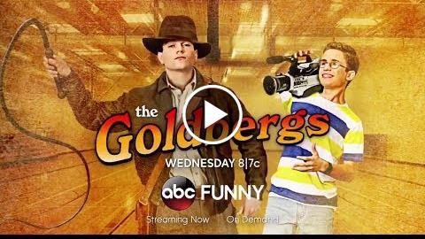 "The Goldbergs 5×16 Promo ""Adam Spielberg"" (HD) Indiana Jones Tribute"