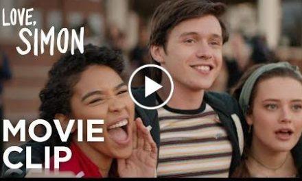 "Love, Simon  ""I'm Just Like You"" Clip  20th Century FOX"