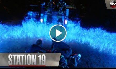 Blue Fire  Station 19 Season 1 Episode 1
