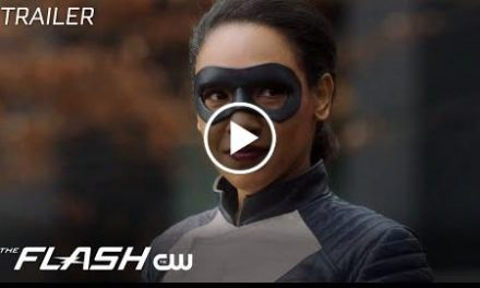 The Flash  Run, Iris, Run Trailer  The CW