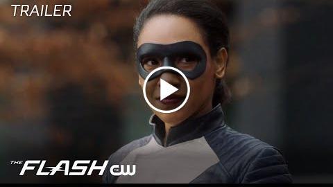 The Flash  Run, Iris, Run Trailer  The CW