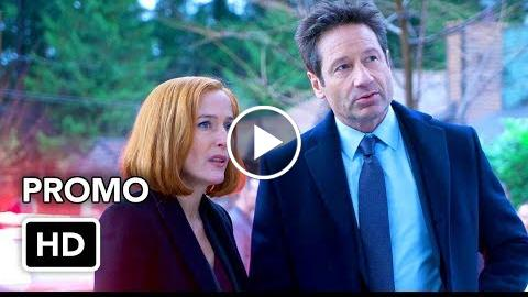 """The X-Files 11×08 Promo """"Familiar"""" (HD)"""