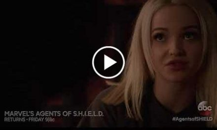 Marvels Agents of S.H.I.E.L.D. Season 5, Ep. 11  Dove Cameron Guest Stars As Ruby