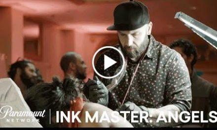 Georgia Peach: Angels Tattoo Face Off  Ink Master: Angels (Season 2)