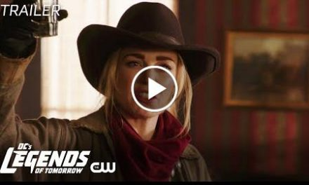 DC's Legends of Tomorrow  The Good, The Bad & The Cuddly Trailer  The CW