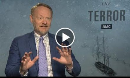 Jared Harris Talks 'The Terror'