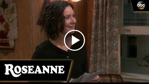 David and Darlene Reunite – Roseanne