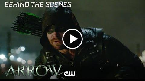 Arrow  Inside: Brothers in Arms  The CW