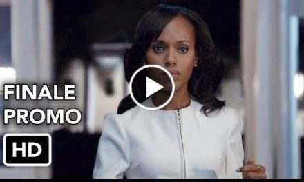 "Scandal 7×18 Promo ""Over a Cliff"" (HD) Season 7 Episode 18 Promo Series Finale"