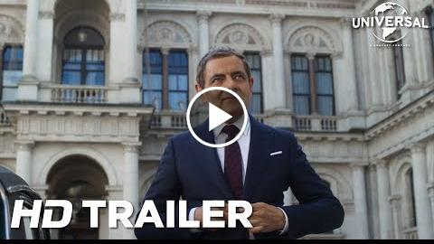 Johnny English Strikes Again  Official Trailer 1 (Universal Pictures) HD