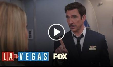 Captain Dave Invites Himself To Ronnie's Party  Season 1 Ep. 13  LA TO VEGAS
