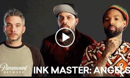 Healed by an Angel in Oklahoma City: Elimination Tattoo Sneak Peek  Ink Master: Angels (Season 2)