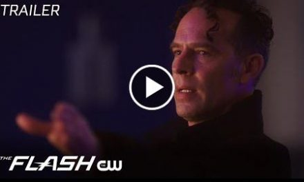 The Flash  Therefore She Is Trailer  The CW