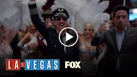 Captain Dave Is Having Too Much Fun  Season 1 Ep. 14  LA TO VEGAS