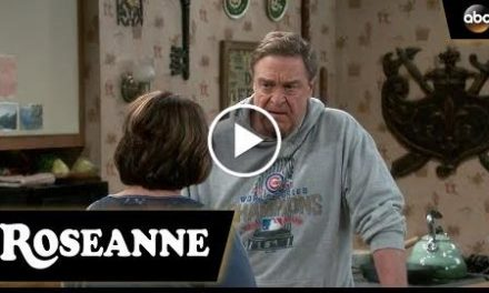 Dan Tries To Tell Roseanne What To Do – Roseanne