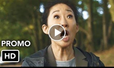 "Killing Eve 1×05 Promo ""I Have a Thing About Bathrooms"" (HD) Sandra Oh, Jodie Comer series"