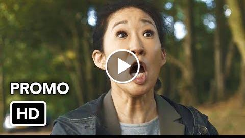 """Killing Eve 1×05 Promo """"I Have a Thing About Bathrooms"""" (HD) Sandra Oh, Jodie Comer series"""