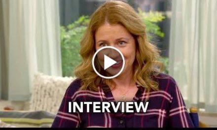 "Splitting Up Together (ABC) ""Jenna Fischer"" Interview HD"