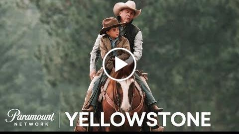 'Yellowstone' Official Trailer Starring Kevin Costner  Paramount Network