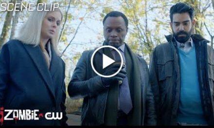 iZombie  Chivalry is Dead Scene  The CW