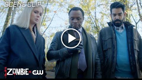 iZombie  Chivalry is Dead Scene  The CW