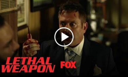 Leo Getz…Tough  Season 2  LETHAL WEAPON
