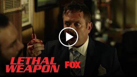 Leo Getz…Tough  Season 2  LETHAL WEAPON