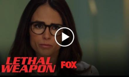 Dr. Cahill Tells Riggs He Needs To Move On  Season 2 Ep. 18  LETHAL WEAPON