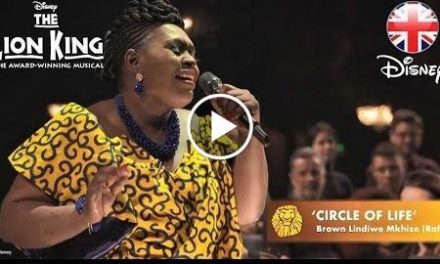 THE LION KING  Circle of Life – Live Performance, London  Official Disney UK