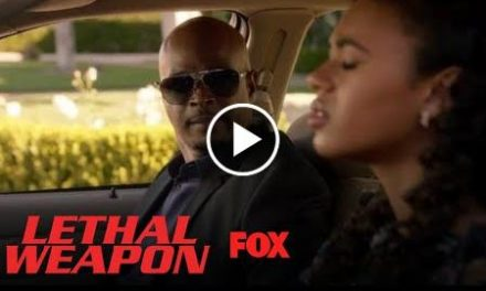 Roger Teaches Riana How To Drive  Season 2 Ep. 18  LETHAL WEAPON