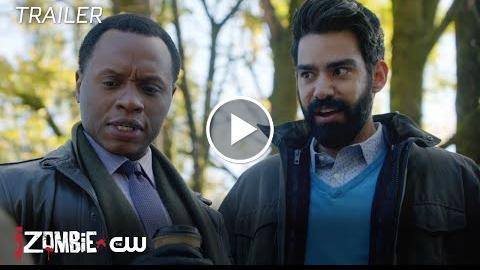 iZombie  Chivalry Is Dead Trailer  The CW