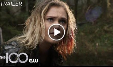 The 100  Only Survivors  The CW