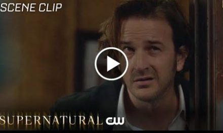 Supernatural  Unfinished Business Scene  The CW