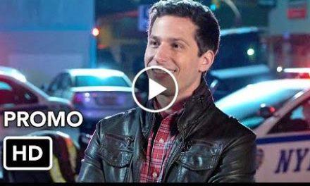"""Brooklyn Nine-Nine 5×18 Promo """"Gray Star Mutual"""" (HD)"""