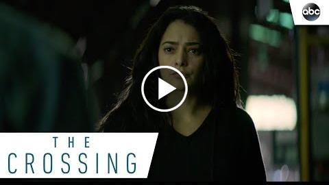 Jude Negotiates With Reece  The Crossing Season 1 Episode 4