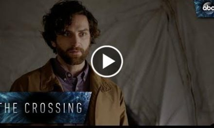 Thomas Gives Information – The Crossing Season 1 Episode 1