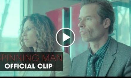 Spinning Man (2018 Movie) Official Clip Coincidence  Pierce Brosnan, Guy Pearce, Minnie Driver