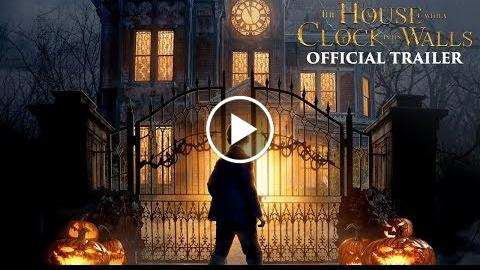 THE HOUSE WITH A CLOCK IN ITS WALLS  OFFICIAL TEASER TRAILER