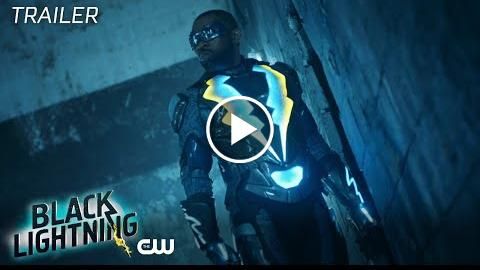Black Lightning  The Resurrection and the Light: The Book of Pain Trailer  The CW