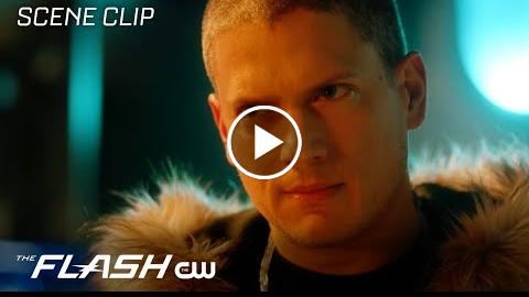 The Flash  Fury Rogue Scene  The CW