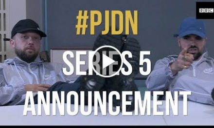 PJDN  SERIES 5  COMING SOON – BBC
