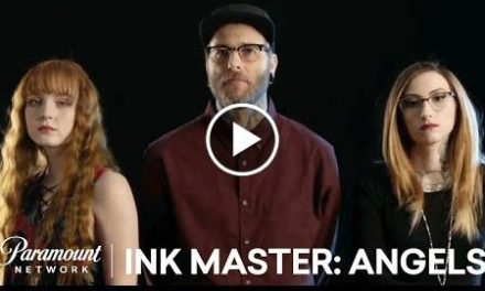 Vintage Microphones in Memphis: Elimination Tattoo Sneak Peek  Ink Master: Angels (Season 2)