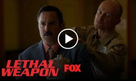 Leo Getz…Dusted  Season 2  LETHAL WEAPON